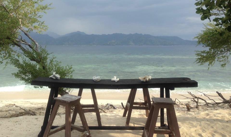 Gili Meno, Lombok, Indonesia. Photo by Jaeyeon Choe.